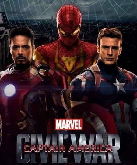 spiderman-iron-man-captain-america-civil-war-fake-poster