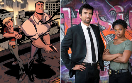 Powers-Sharlto-Copley-walker-Susan-Heyward-pilgrim-Playstation-Network