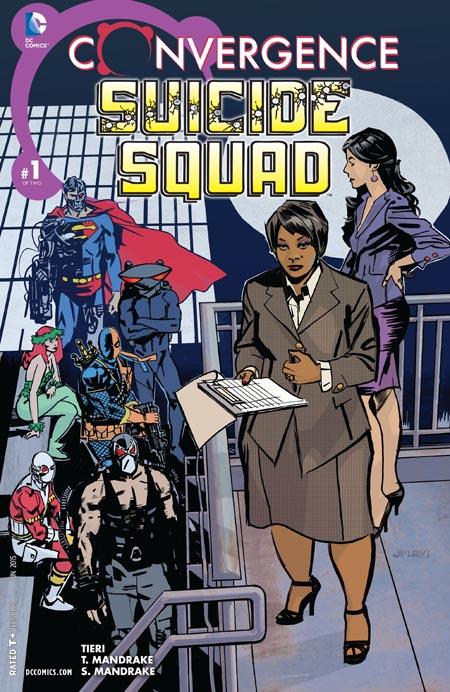 Convergence - Suicide Squad