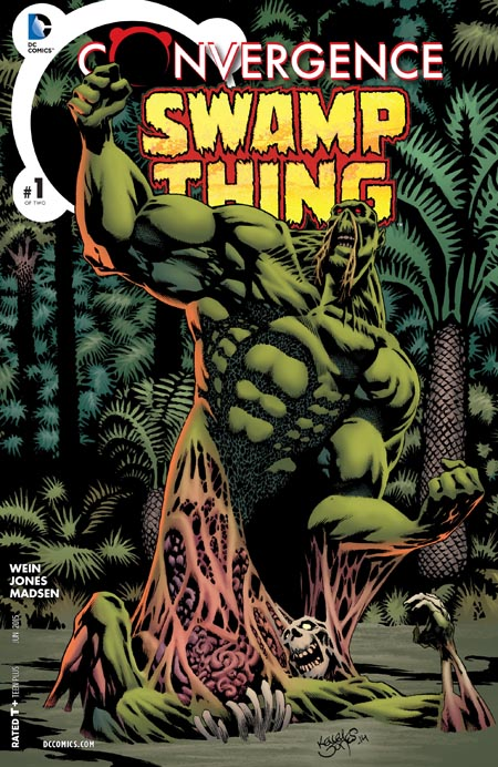 Convergence - Swamp Thing