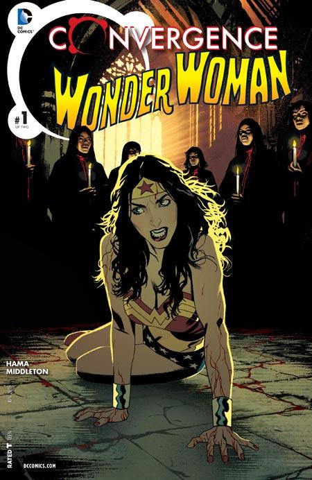 Convergence - Wonder Woman