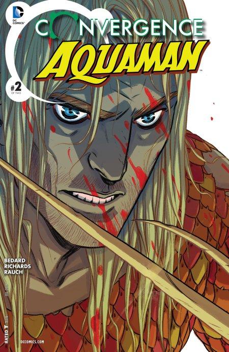 Convergence - Aquaman2