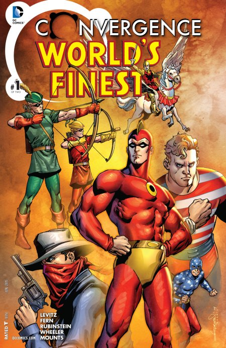 Convergence - World's Finest