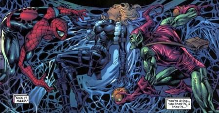 Spiderman goblin sins past