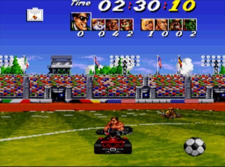 Street Racer Soccer
