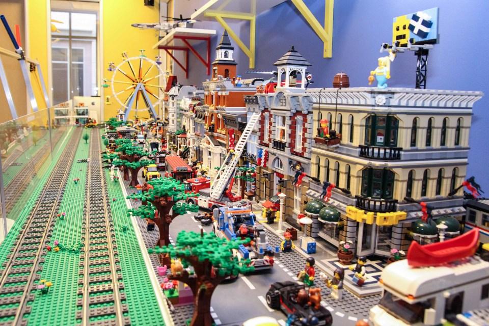 BrainStorm LEGO City