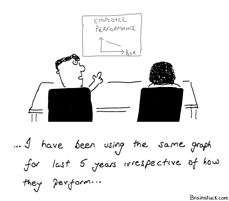 6 performance management cartoons to brighten your day