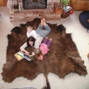 Buffalo Robes & Furs