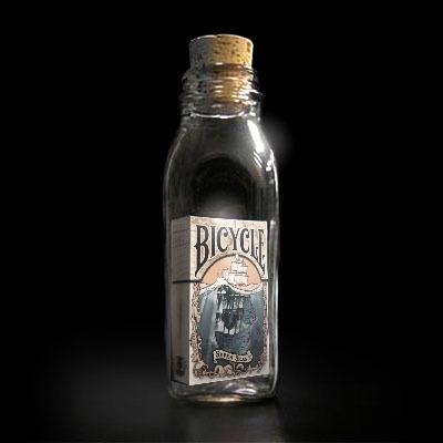 AIP Bottle - Seven Seas w/EXTRA DECK