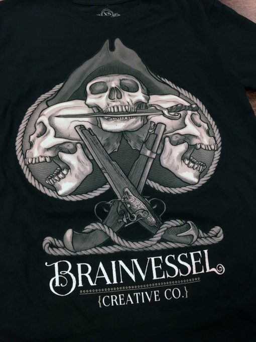 Pirate Ace T-shirt