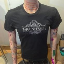 Brain Vessel Branded T-shirt