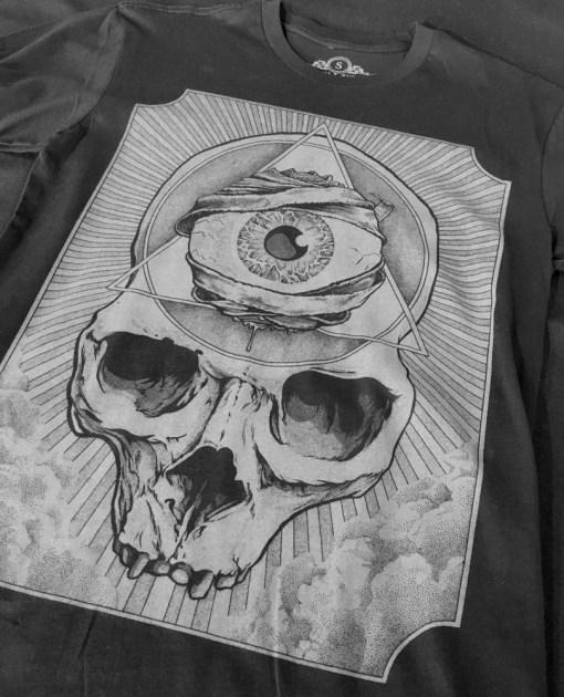 """Dust"" T-shirt"