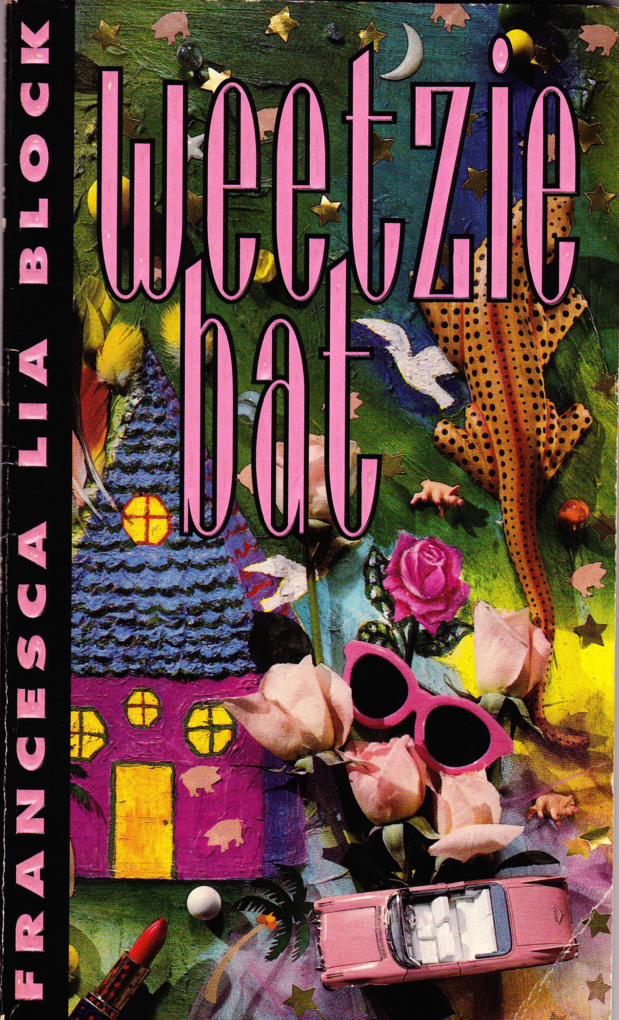 Weetzie Bat Francesca Lia Block  Brain Vs Book