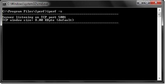 Iperf Server