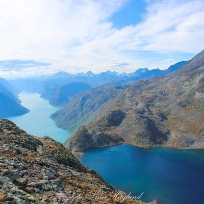 Jotunheimen hiking: Discover Besseggen hike Norway