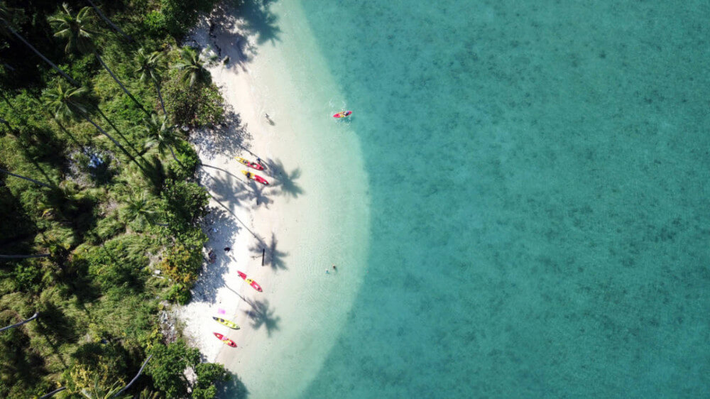 Koh Chang is an off the beaten path Thailand travel experience