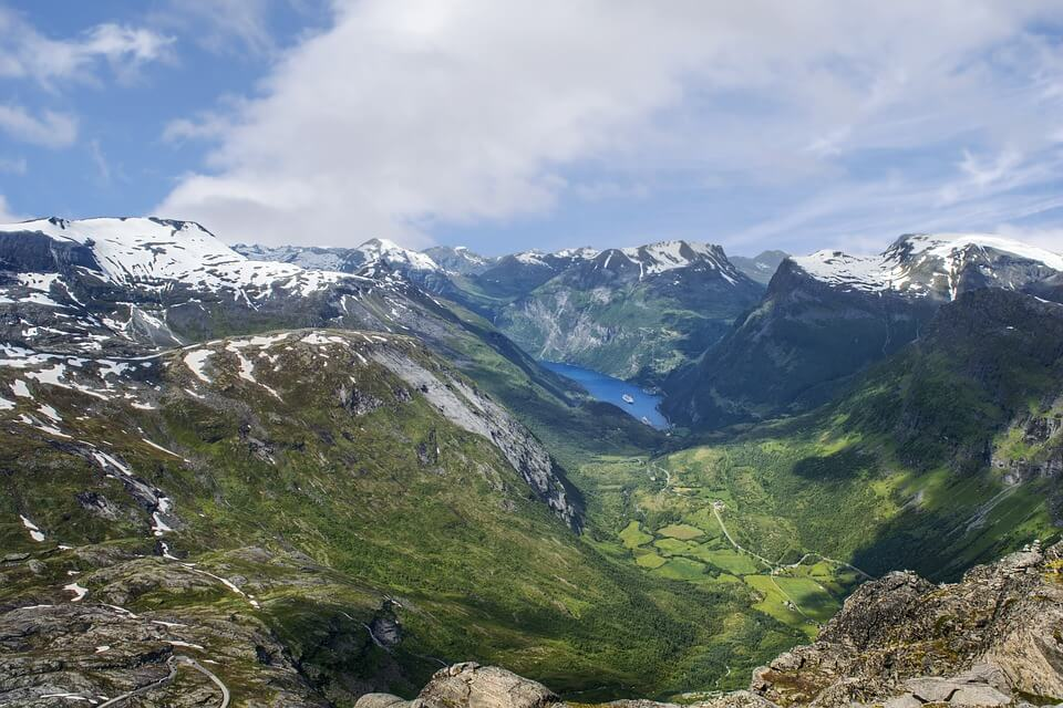 Hikes in Norway for any level