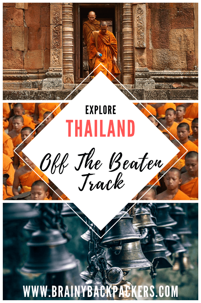 Epic thailand off the beaten track destinations you can't miss. Culture, beaches, islands, nature - you choose!