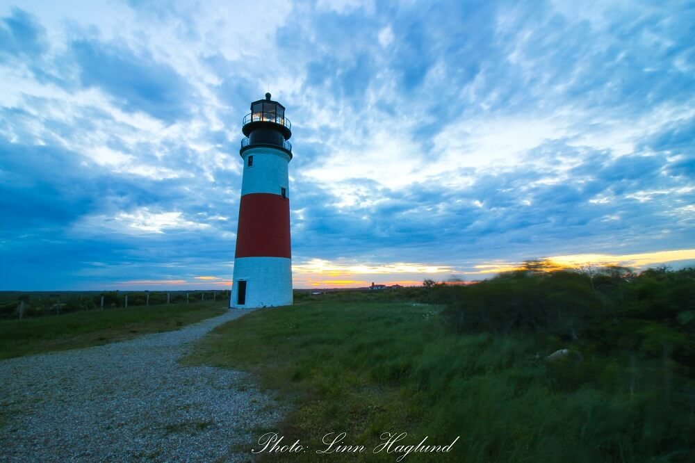 Make sure you get to photograph Sankaty Head Lighthouse