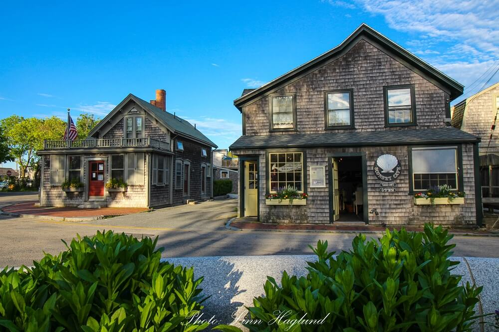 It is a must to visit Siasconset on a day trip to Nantucket