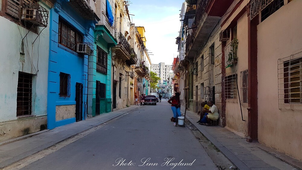 Cuba itinerary Street in Havana