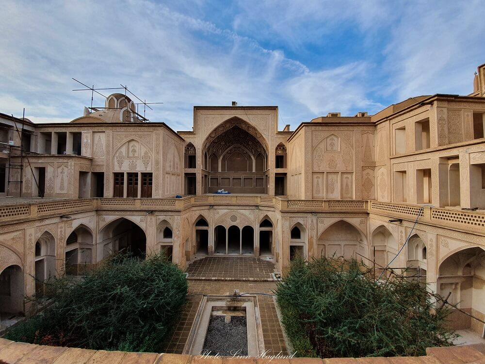 Abbasi House Kashan Iran