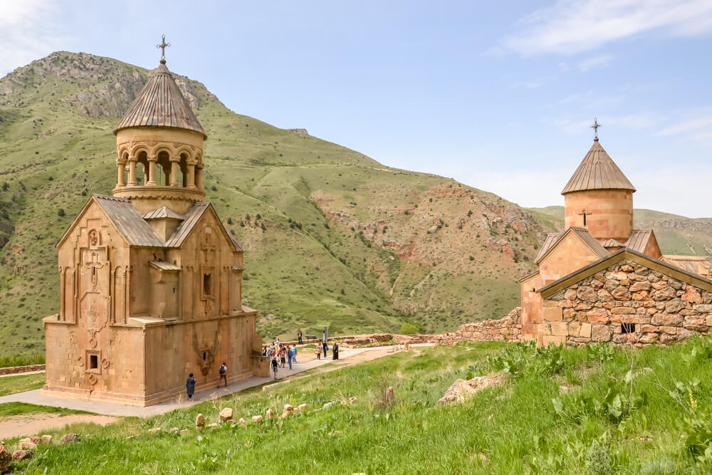 Offbeat destinations like Armenia would love to see more travelers