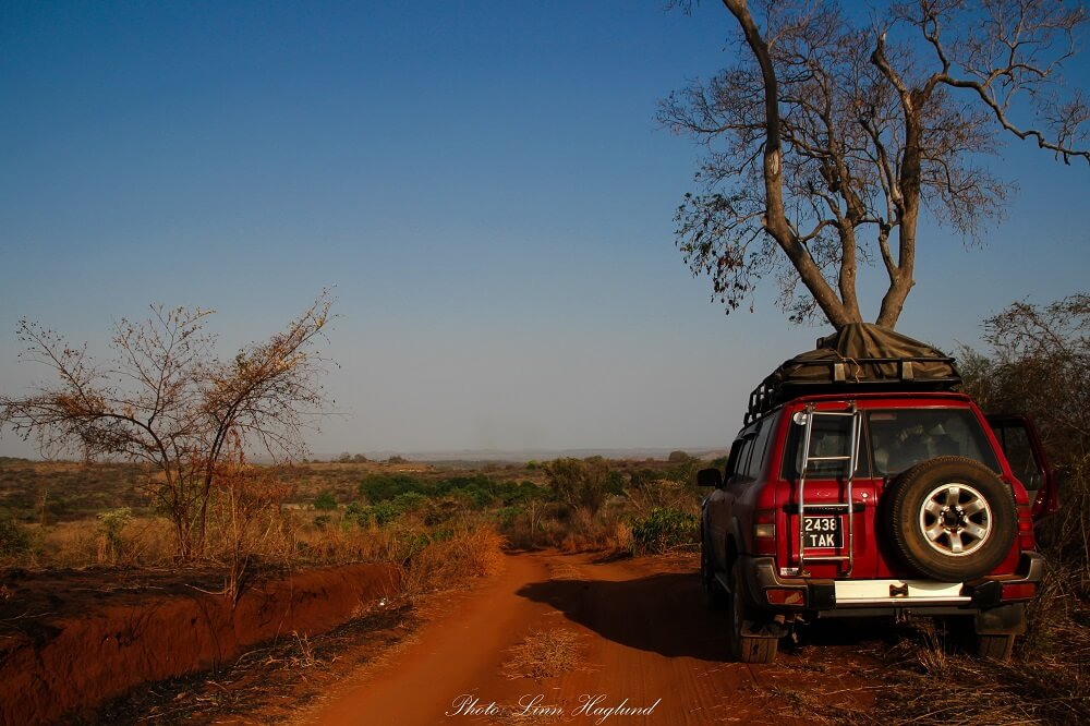 Traveling off the beaten path in western Madagascar