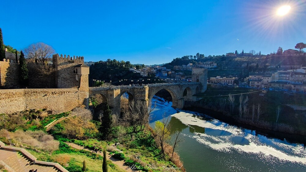 Puente de San Martin Toledo itinerary
