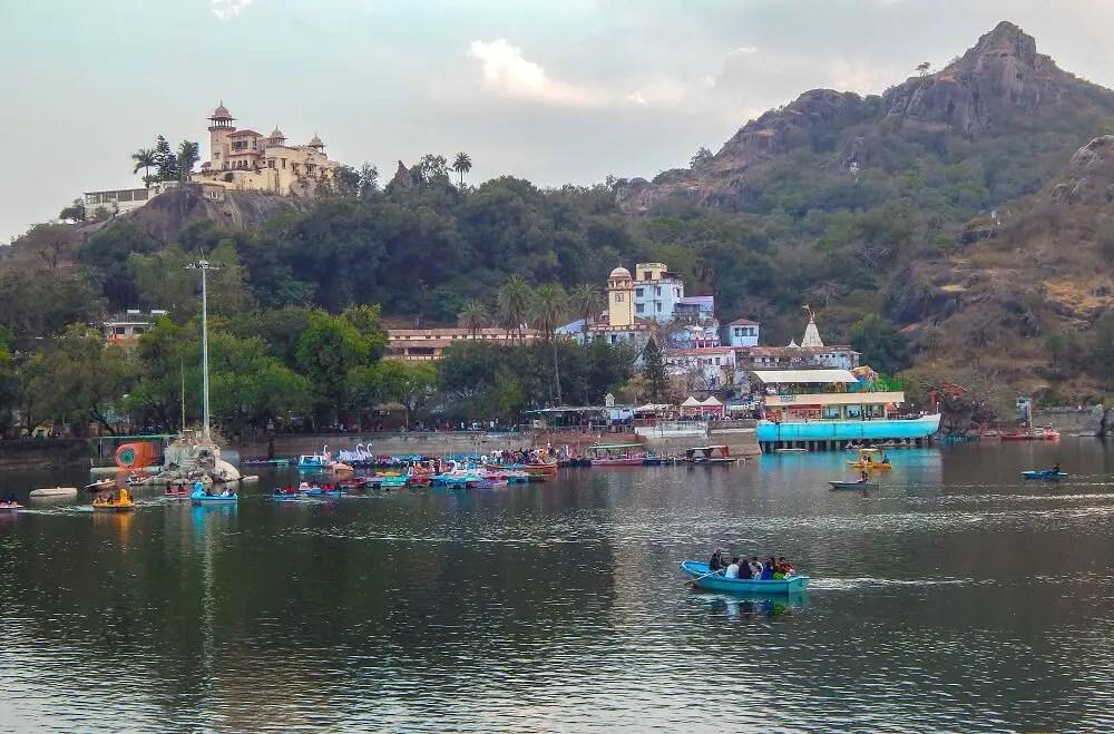 Mount Abu in Rajasthan