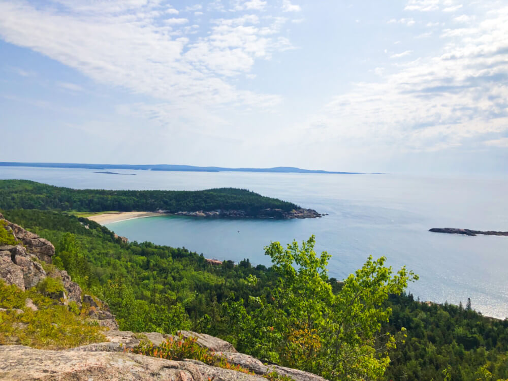 weekend trips from Boston: Acadia National Park