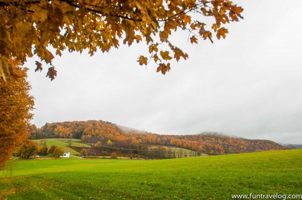 Berkshires is one of the best weekend getaways from Boston