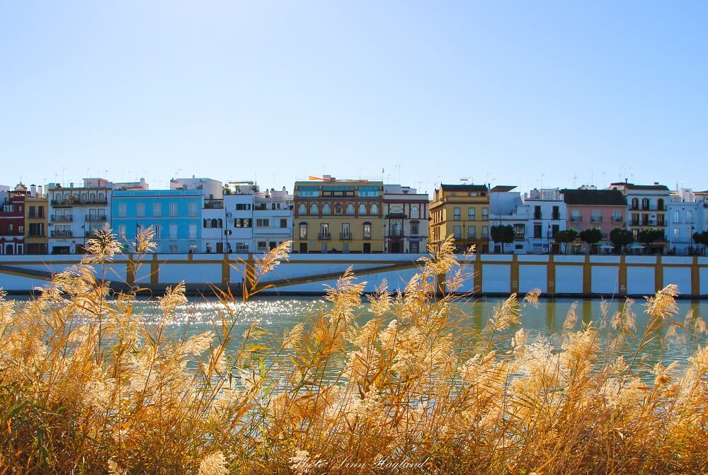 You have to make it to Calle Betis on your Seville 3 day itinerary