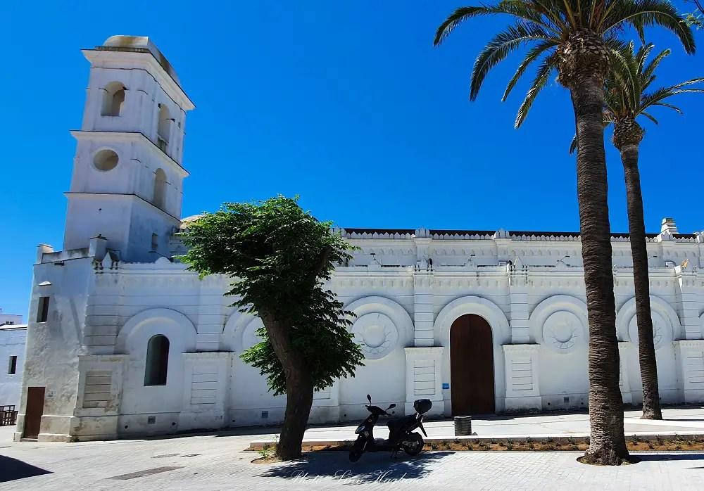 Church of Santa Catalina Conil