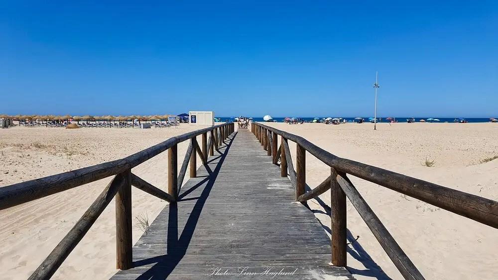 Conil de la Frontera beach