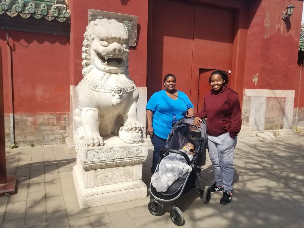 Friendship Park in Beijing - It's A Family Thing