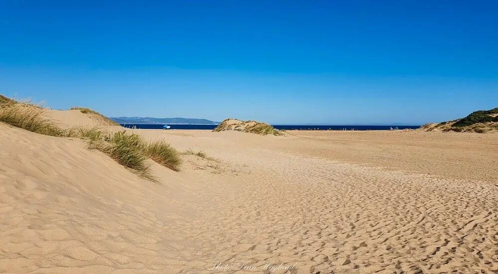 Los Caños de Meca beach