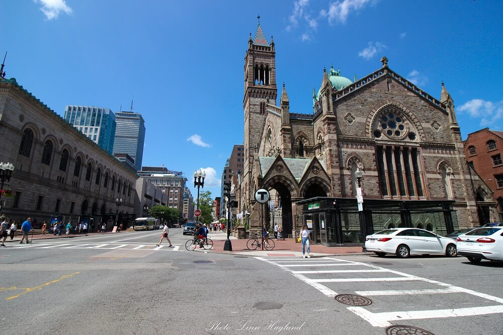 Visit Old South Church on your one day in Bostin itinerary