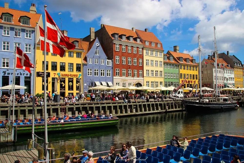 Copenhagen in one of the best Europe winter city breaks