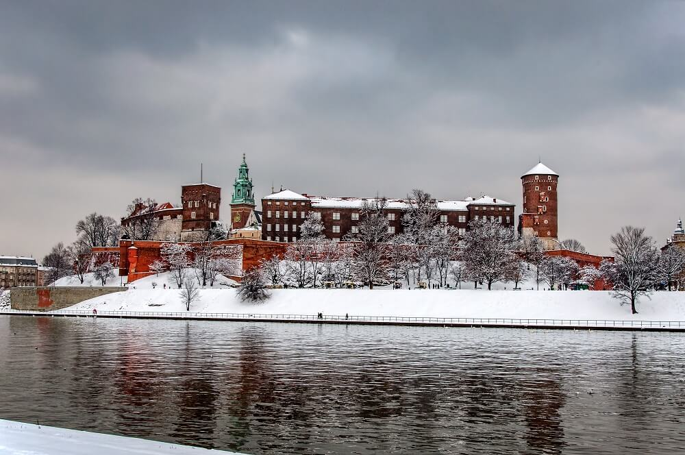 Krakow is one of the great winter getaways Europe has to offer