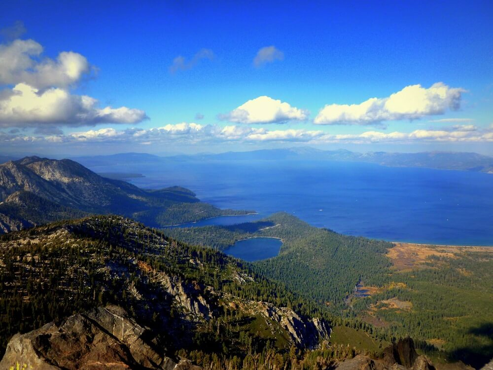 Mount Tallac is one of the most beautiful places to hike in northern California