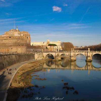 Rome is a great place for winter sun holidays in Europe