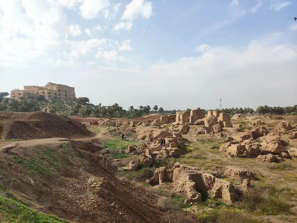Ruins of Babylon