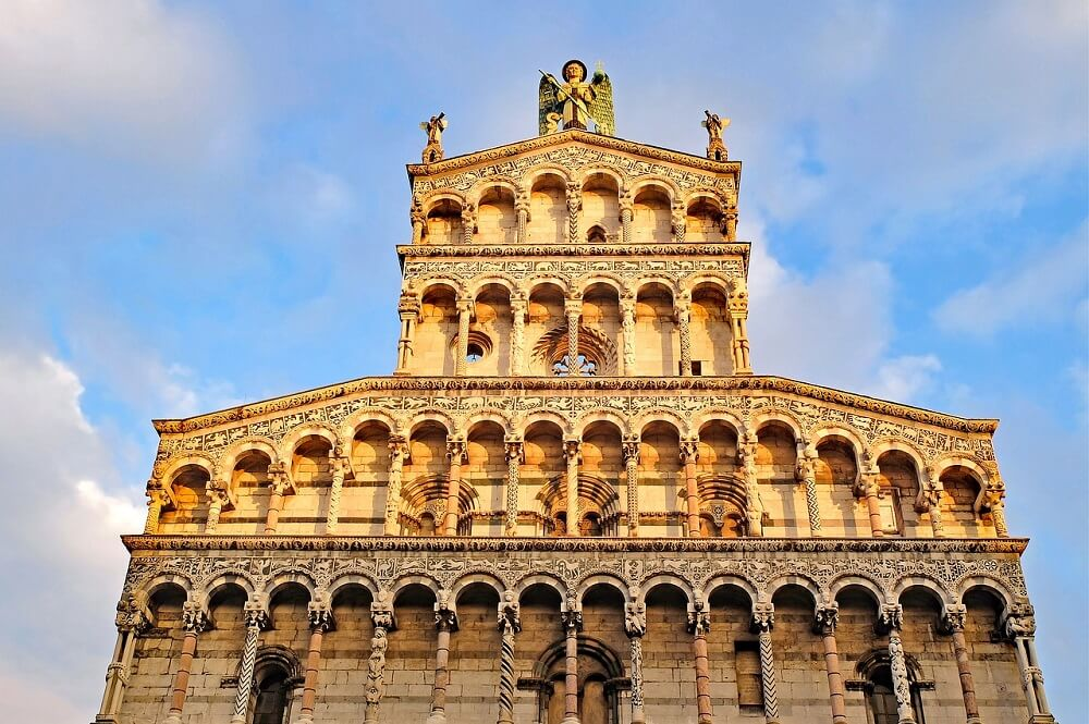 San Michele in Foro is a must visit on any Florence to Lucca day trip