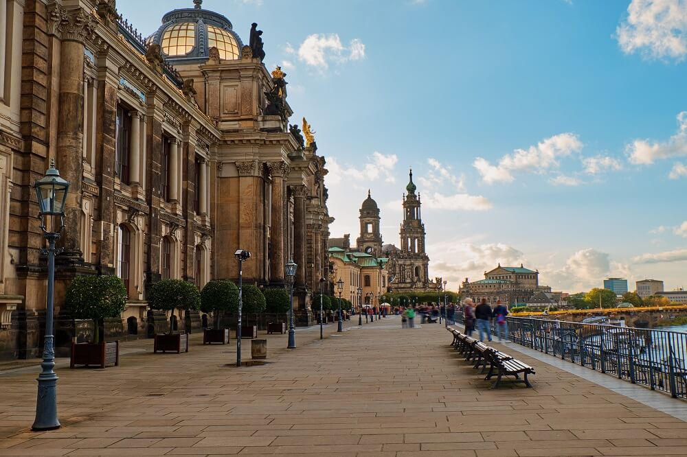 Spend time in Dresden old town on your Dresden itinerary