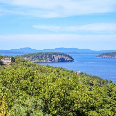 Places to go in New England - Acadia National Park