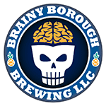 Brainy Borough Brewing Logo