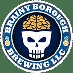 Brainy Borough Brewing Logo