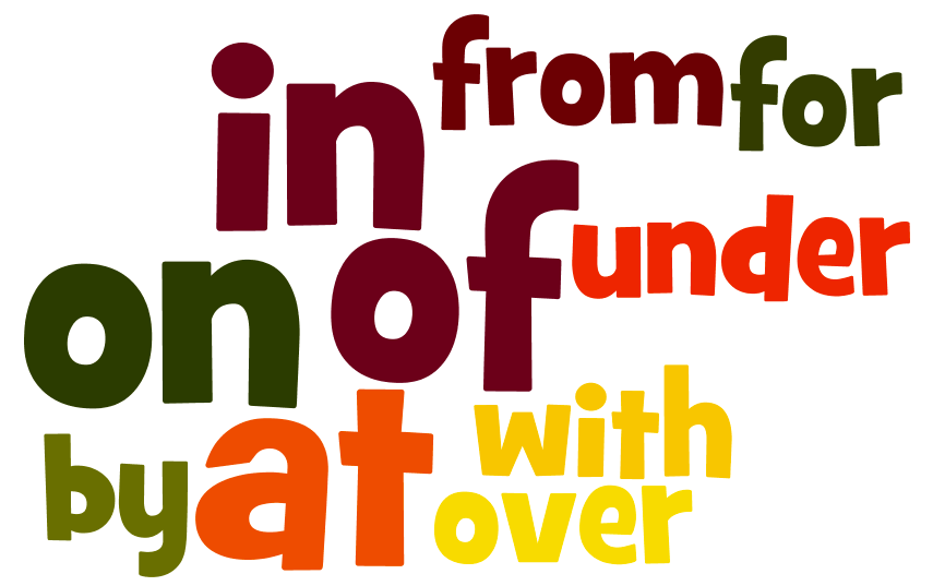 Verbs Followed by Fixed Preposition