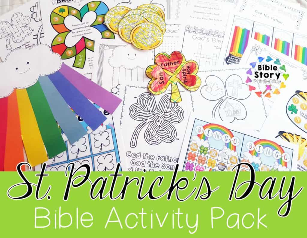 St Patrick S Day Mazes